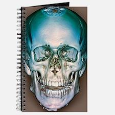 Normal skull, 3D CT scan Journal