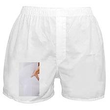 Pregnant woman Boxer Shorts