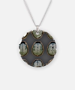 Normal brain, MRI scans Necklace