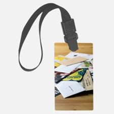 Junk mail Luggage Tag