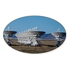 (11) Very Large Array 7511 Decal