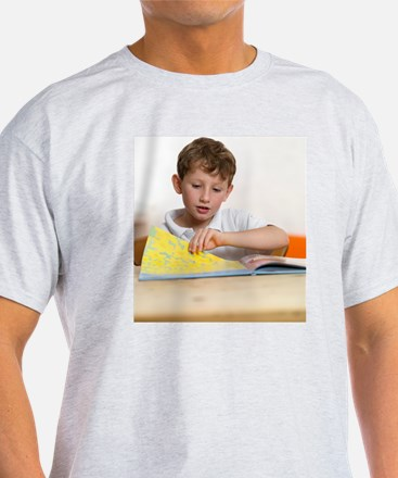 Learning to read T-Shirt
