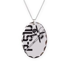 P-51D Mustang Necklace