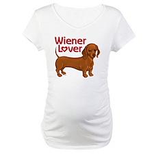 Wiener Love Shirt