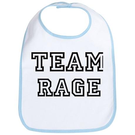 Team RAGE Bib