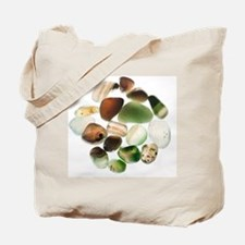 Assortment of Gemstones Tote Bag