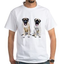 Mastiff Pair Color Sketch - Shirt