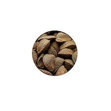 Brazil nuts Mini Button