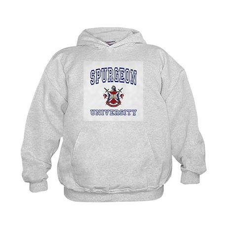 SPURGEON University Kids Hoodie