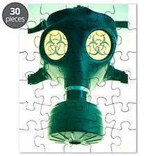 Biohazard,conceptual image Puzzle