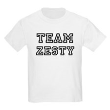 Team ZESTY Kids T-Shirt