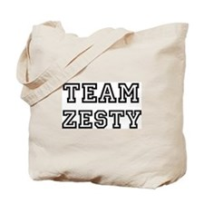Team ZESTY Tote Bag