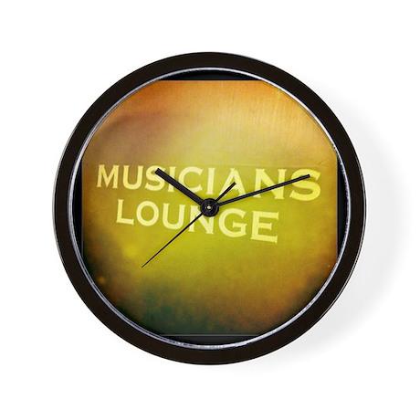 Lounge Wall Clock