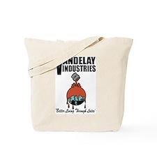 """Seinfeld """"Vandelay Industries"""" Tote Bag"""