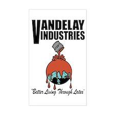 """Seinfeld """"Vandelay Industries"""" Decal"""