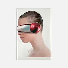 Virtual reality headset Rectangle Magnet