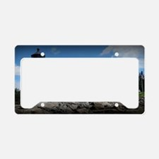 Marshall Point Lighthouse License Plate Holder