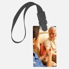 Vaccination Luggage Tag