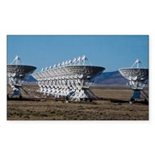 (12) Very Large Array 7511 Decal