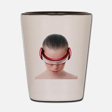 Virtual reality headset Shot Glass
