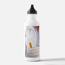 Urine sample analysis Water Bottle