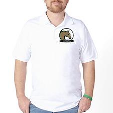 Circle F logo circular text-png T-Shirt