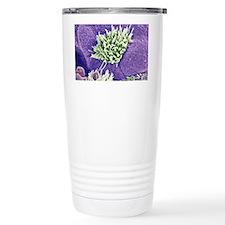 Trachea lining, SEM Travel Coffee Mug