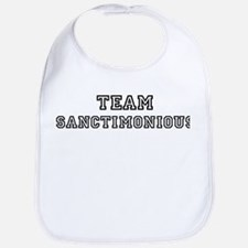Team SANCTIMONIOUS Bib