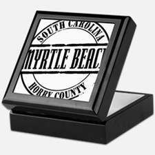 Myrtle Beach Title W Keepsake Box