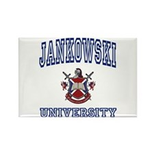 JANKOWSKI University Rectangle Magnet