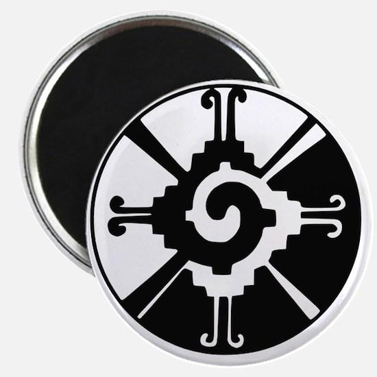 Mayan Hunab Ku Magnet