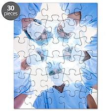 Surgical team Puzzle