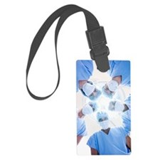 Surgical team Luggage Tag