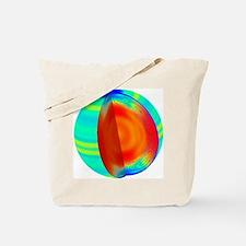 Sun structure Tote Bag