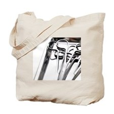 Surgical forceps Tote Bag