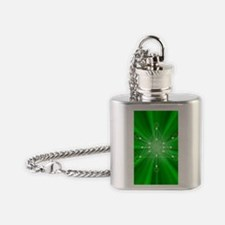 Transformation Flask Necklace