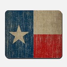 Vintage Texas Mousepad