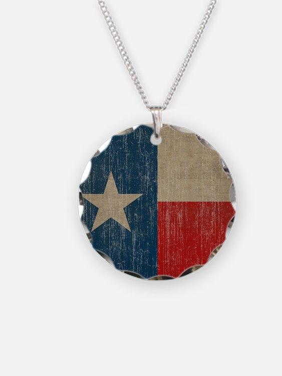 Vintage Texas Necklace