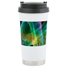 Strange attractor, artwork Travel Mug