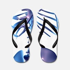 Spine, computer artwork Flip Flops