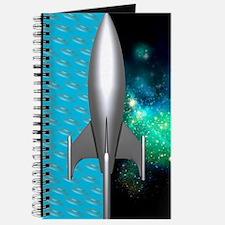 Space exploration, conceptual artwork Journal