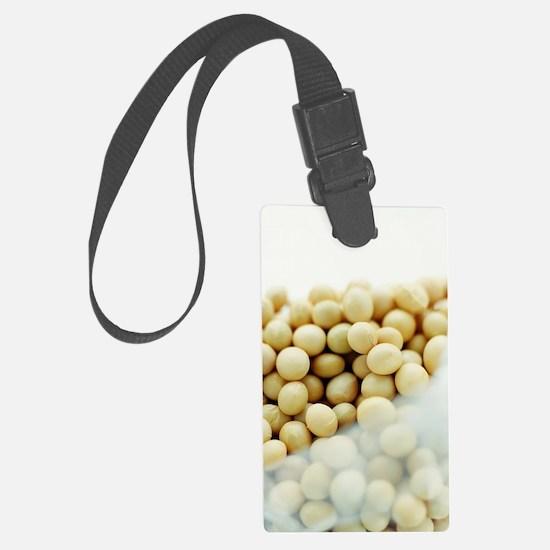 Soya beans Luggage Tag