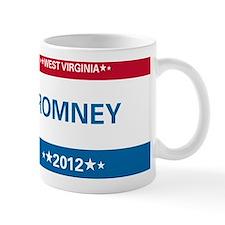 West Virginia for Mitt Romney 2012 Elec Mug