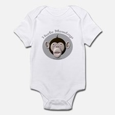 I hate Mondays Infant Bodysuit