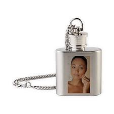 Skin Flask Necklace