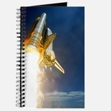 Shuttle mission STS-121 launch, July 2006 Journal