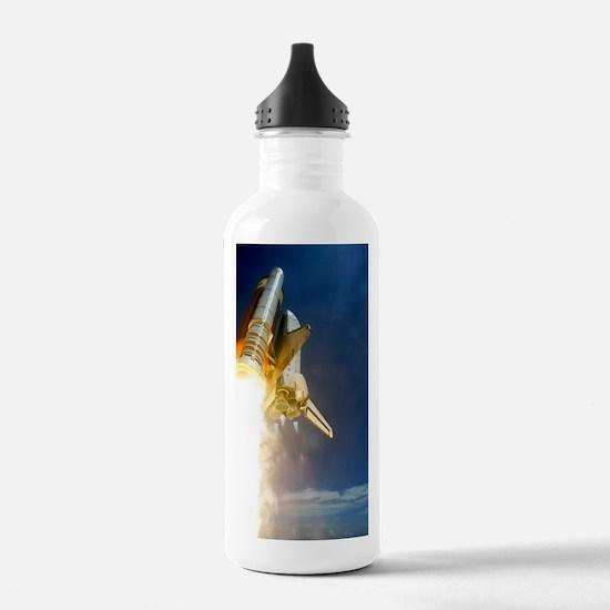 Shuttle mission STS-12 Water Bottle