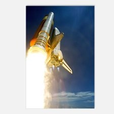 Shuttle mission STS-121 l Postcards (Package of 8)