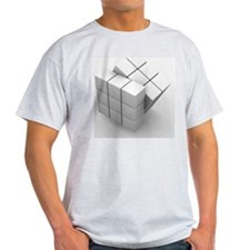 Rubik's cube, artwork T-Shirt