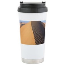 Sand dune crest Travel Coffee Mug